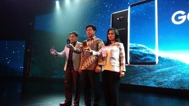 Samsung Luncurkan Galaxy S8 dan Galaxy S8 Plus untuk Indonesia