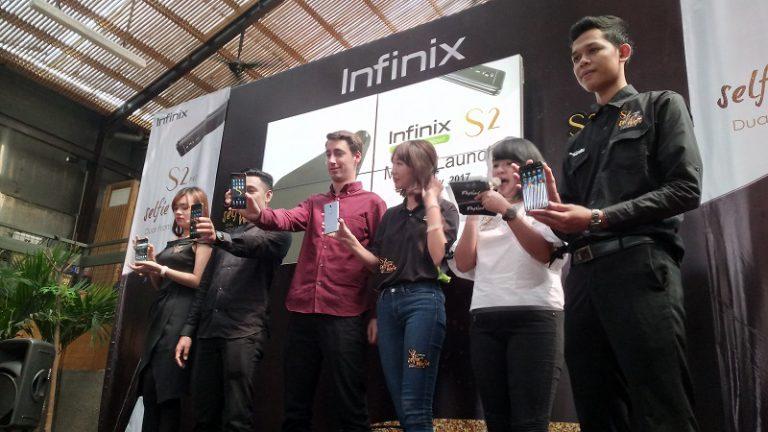 Infinix Boyong S2 PRO ke Indonesia, Ditopang Sudut Lensa Selfie Lebih Luas