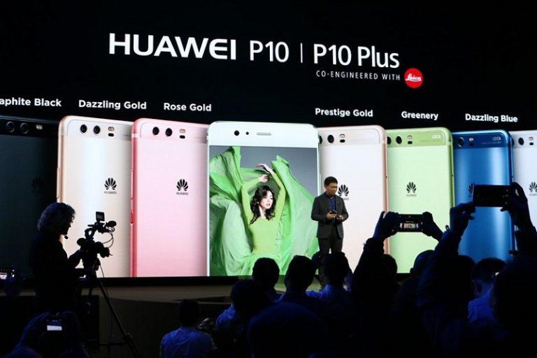 Kwartal Pertama 2017 Huawei Sukses Kapalkan 34 Juta Lebih Unit Smartphone