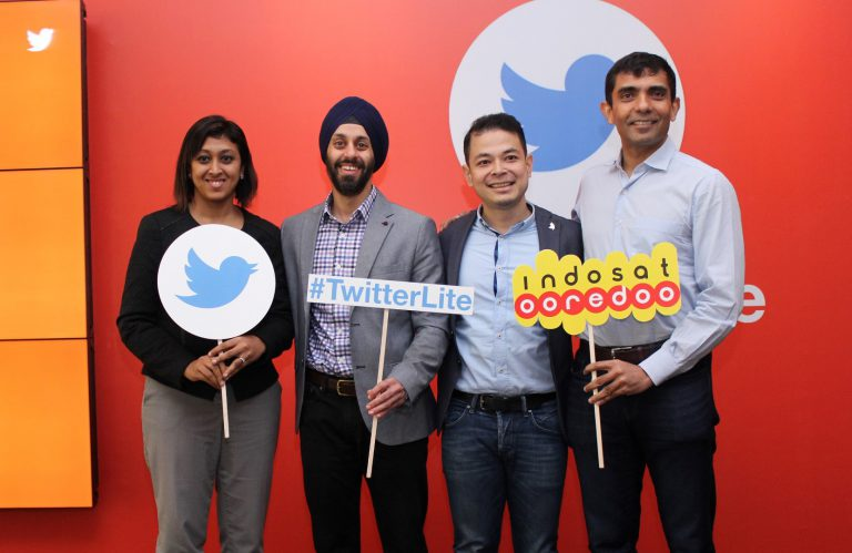 Gunakan Progressive Web App, Twitter dan Indosat Ooredoo Hadirkan Twitter Lite
