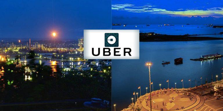 Yuk Jalan-Jalan, Uber Telah Hadir di Kota Makassar dan Balikpapan!
