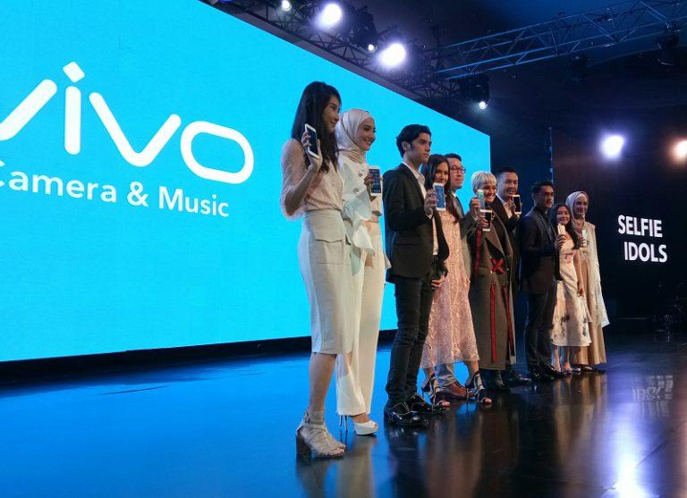 V5s Sudah Hadir, 4 Selebritis Indonesia Didaulat Jadi Brand Ambassador Baru