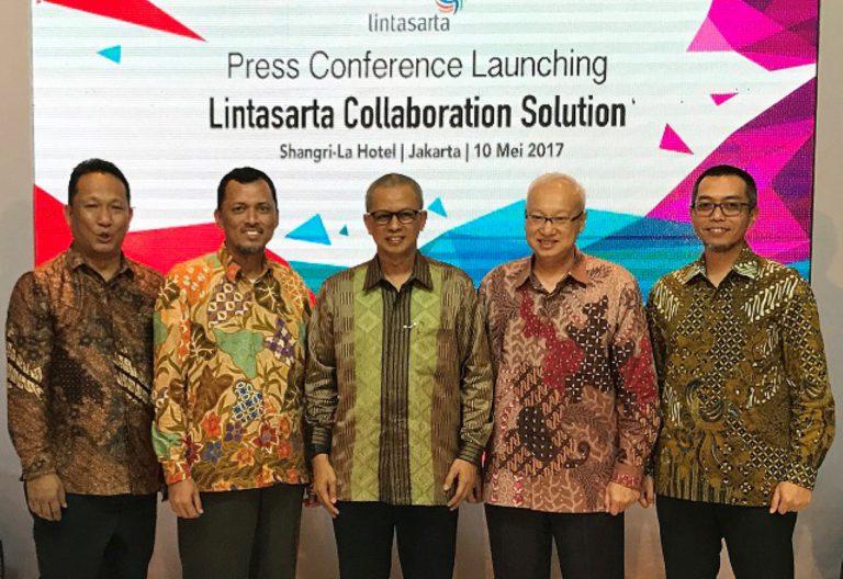 Lintasarta Luncurkan Collaboration Solution untuk Tingkatkan Efisiensi Bisnis dan Produktivitas Usaha