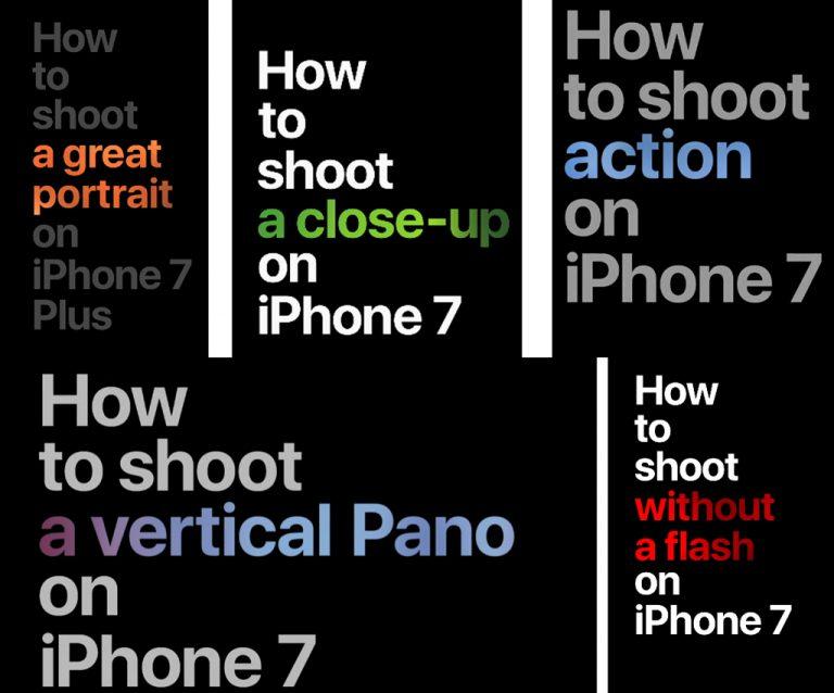 Ingin Hasil Foto Terbaik dari Kamera iPhone 7? Simak Video Tutorial Apple Berikut Ini!