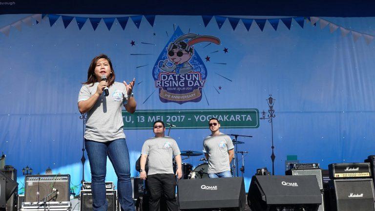Ulang Tahun Ke-3, Datsun Indonesia Gelar Pesta di Yogyakarta
