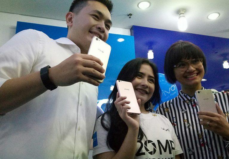 Vivo Sukses Gelar V5s Perfect Day di Bandung dan Jakarta
