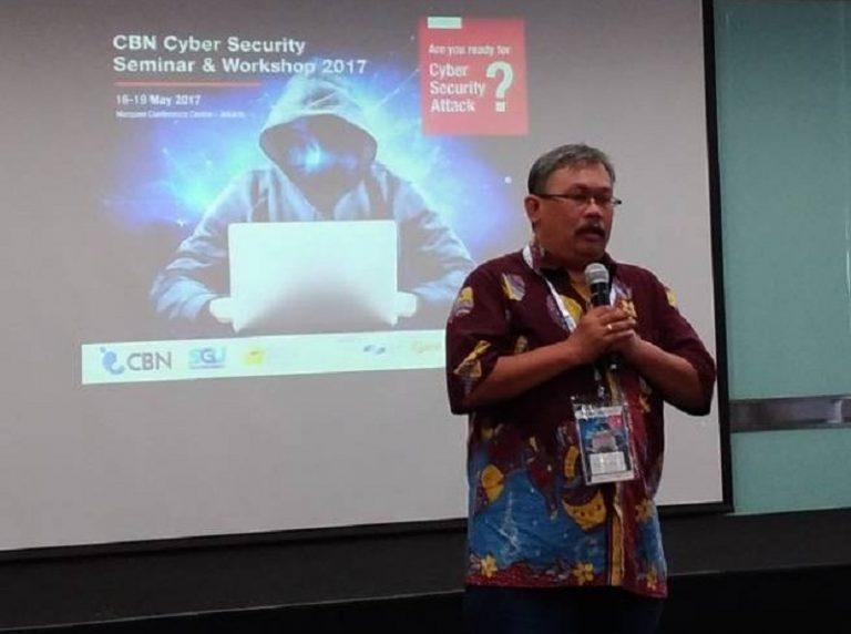 Berikan Bekal untuk Penggiat IT di Perusahaan, CBN Gelar Workshop Keamanan Internet