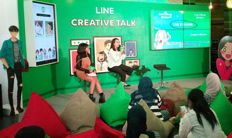 Inilah Gebrakan LINE Creator's Market di Indonesia