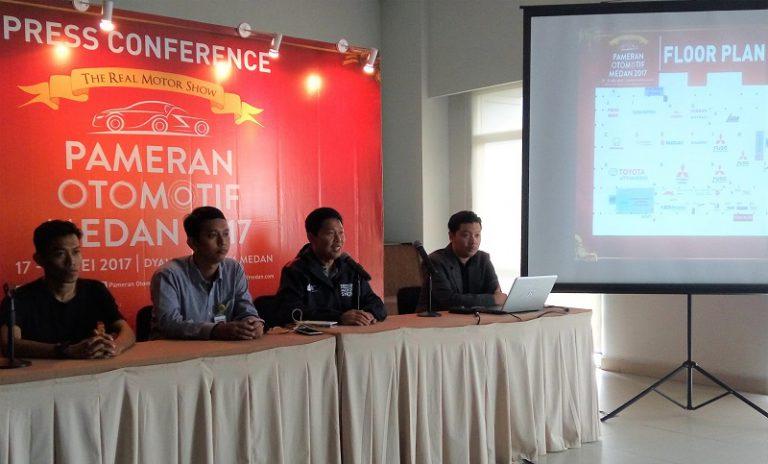 Dyandra Promosindo Sambangi Medan, Kembali Gelar Pameran Otomotif
