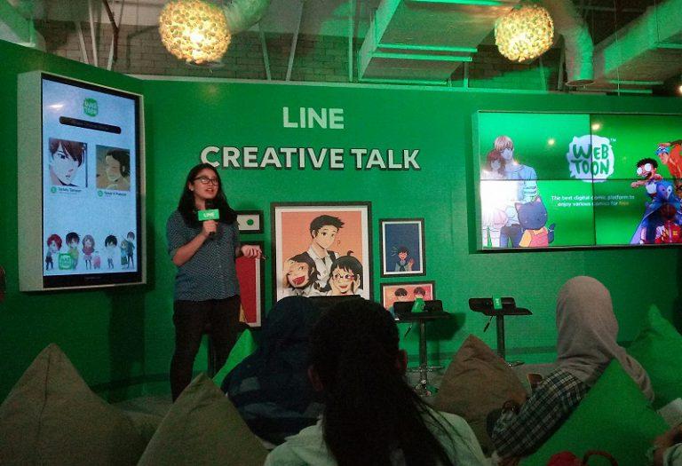LINE WEBTOON Terus Membuka Pintu untuk Webtoonist Lokal