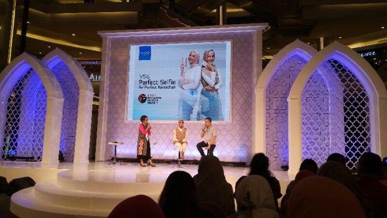 Vivo Dukung Pesona Ramadhan Fashion Delight 2017