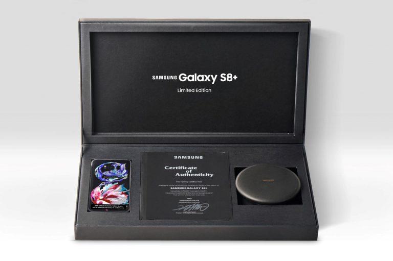 Hari Ini di Lazada Jam 12.00, Samsung akan Lelang Galaxy S8+ Edisi Khusus