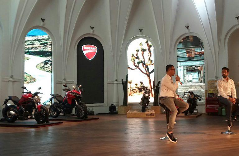 Ducati Boyong Empat Motor Barunya ke Indonesia