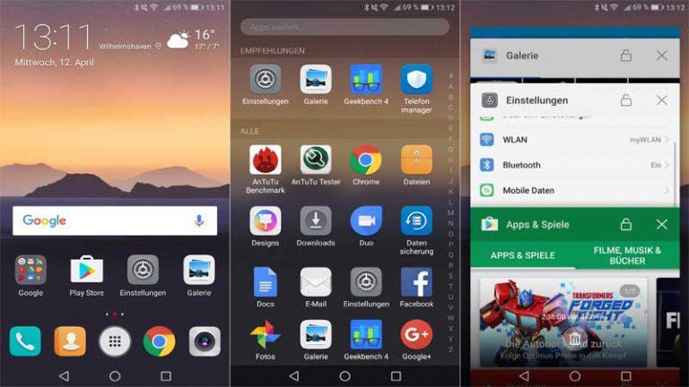 EMUI 5.1 Sudah Tersedia untuk Pengguna P9 dan P9 Lite di Indonesia