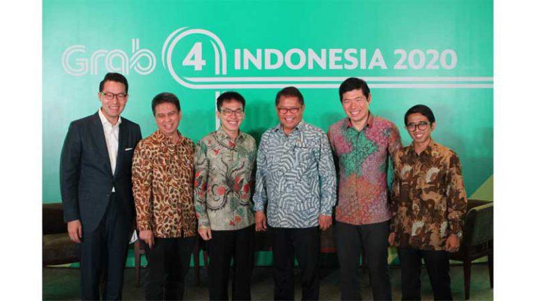 Tiga Bulan Bergulir, Inilah Keberhasilan 'Grab 4 Indonesia'