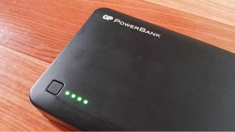 Review GP Portable PowerBank 3C20A: Powerbank Jumbo dari Pemain Ternama
