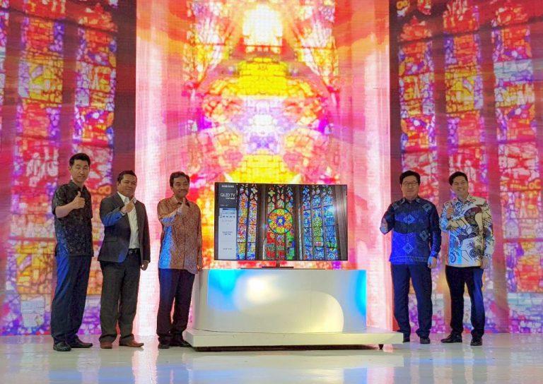 Jagokan Gambar Super Cerah dan Warna Akurat, Samsung QLED TV Resmi Hadir di Indonesia