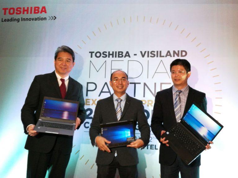 Lama Tidak Terdengar, Toshiba Luncurkan Notebook 2-in-1 Paling Tipis dan Ringan di Pasar Tanah Air