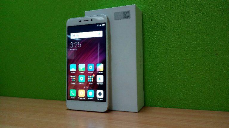Review Xiaomi Redmi 4X: Kelas Menengah yang Memikat Hati