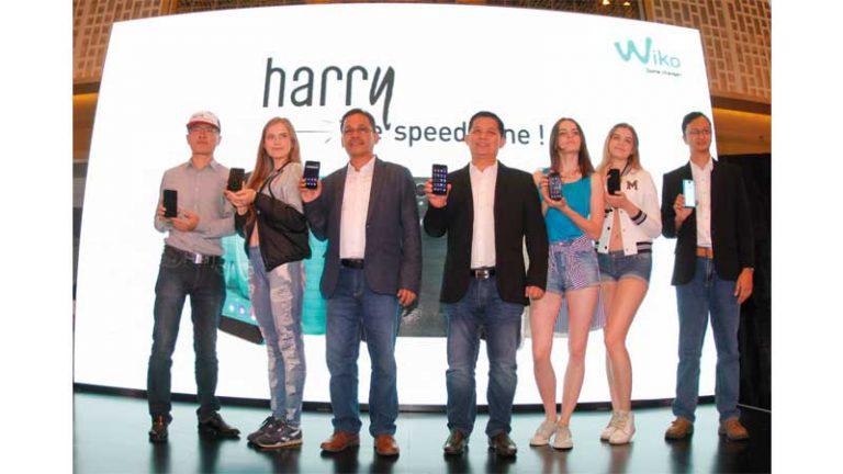 Wiko Harry, Smartphone Nougat Harga Terjangkau