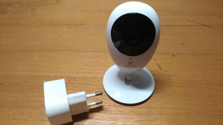 Review Hikvision EZVIZ C2C Internet Camera: Pengawasan Jernih untuk 24 Jam Non Stop