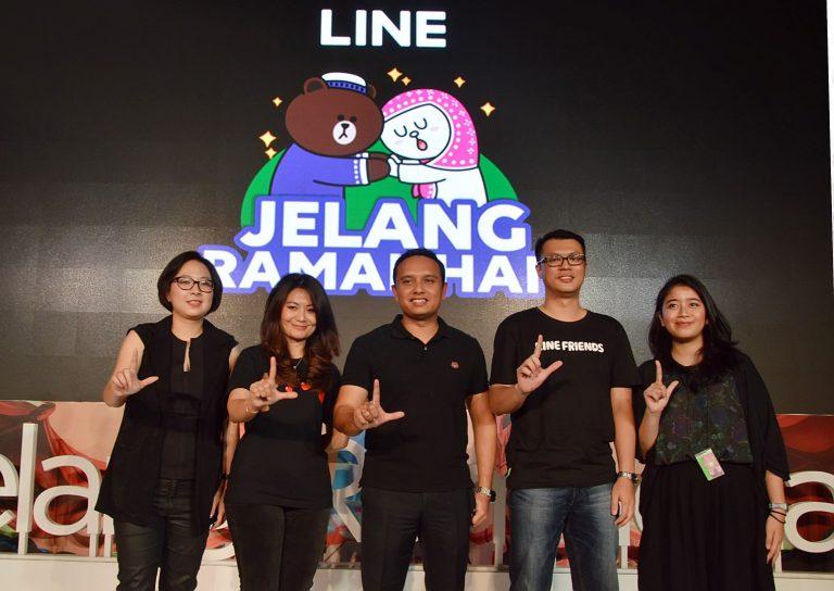 Sambut Ramadhan, LINE Siapkan Tema #ObroLINEberkah dan Fitur Inovatif Lainnya