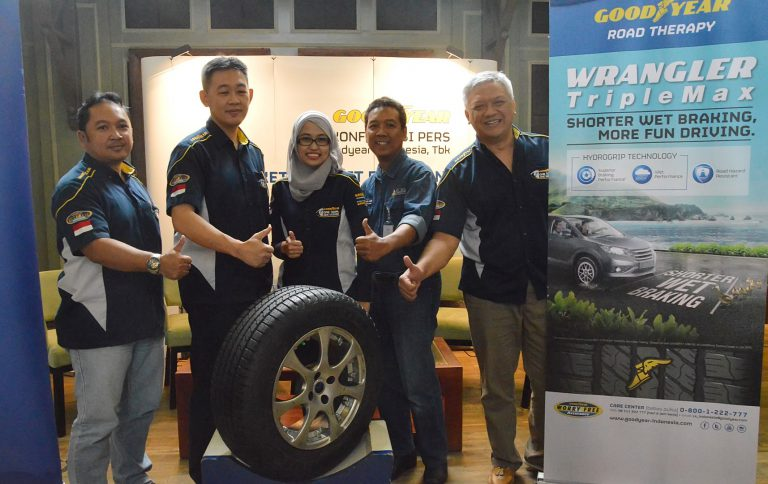 Sambut Ramadhan dan Lebaran, Goodyear Gelar Program Ramadhan Trade-In