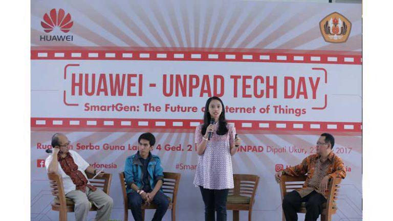 Rekrut Tenaga TI Lokal Berbakat, Huawei Indonesia Sukses Gelar Tech Day di ITB dan UNPAD