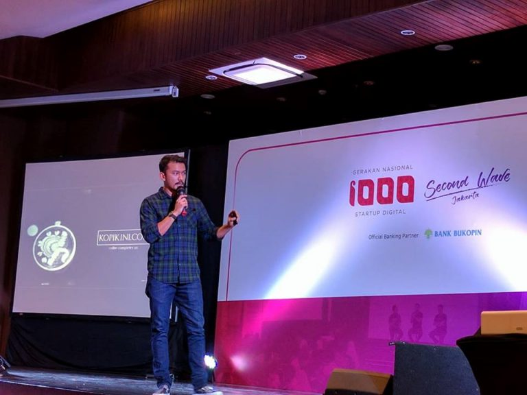 Dukung Gerakan Nasional 1000 Startup Digital, Rio Dewanto Ajak Anak Muda Jadi Entrepreneur