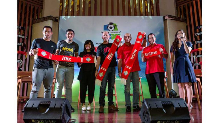 Nonton Kompetisi Sepakbola Kasta Tertinggi di Indonesia Bisa Lewat iflix