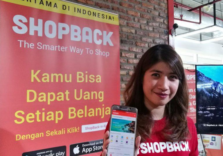 Konsep Belanja Online Sambil 'Menabung' yang Ditawarkan ShopBack Menarik bagi Netizen Indonesia