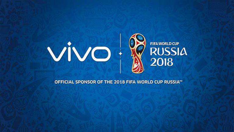 Tanda Nyata Ekspansi ke Pasar Internasional, Vivo Jadi Sponsor Resmi Piala Dunia