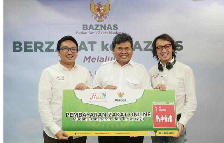 MatahariMall.com dan BAZNAS Luncurkan Kalkulator Zakat