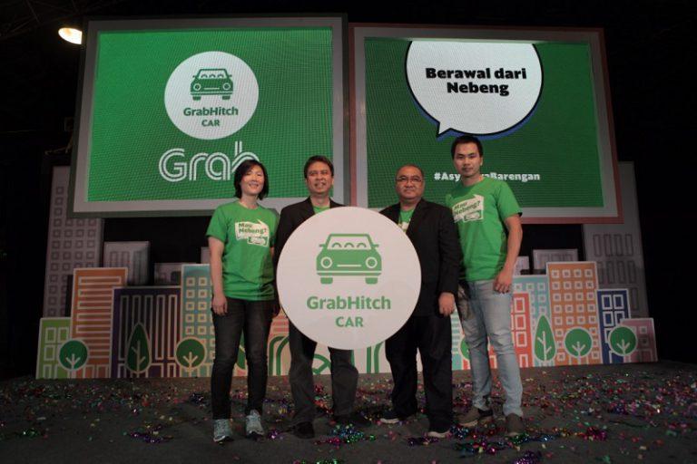 Carpooling Sosial Racikan Grab Sudah Bisa Dinikmati Pelanggan Jabodetabek