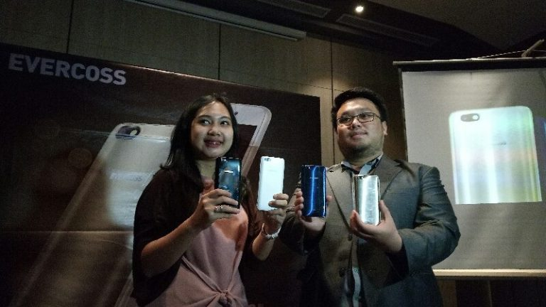 Gaet Entry-Level, Evercoss Rilis Winner Y Star