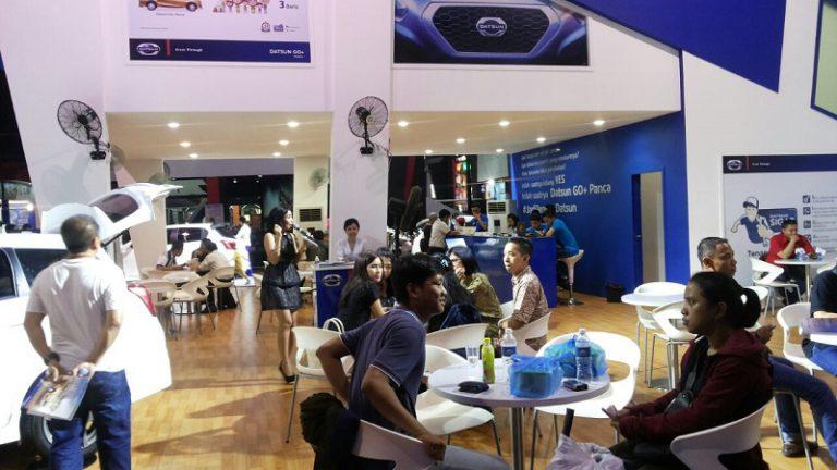 Datsun Indonesia Kembali Ramaikan Gelaran Pesta Tahunan Warga Jakarta