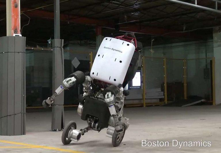 Dilego Google, Perusahaan Robotik Boston Dynamics Bakal Jadi Milik SoftBank