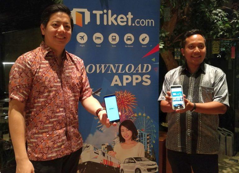 Tiket.com: Konsumen Lebih Suka Pesan Tiket di Aplikasi Mobile Ketimbang Website