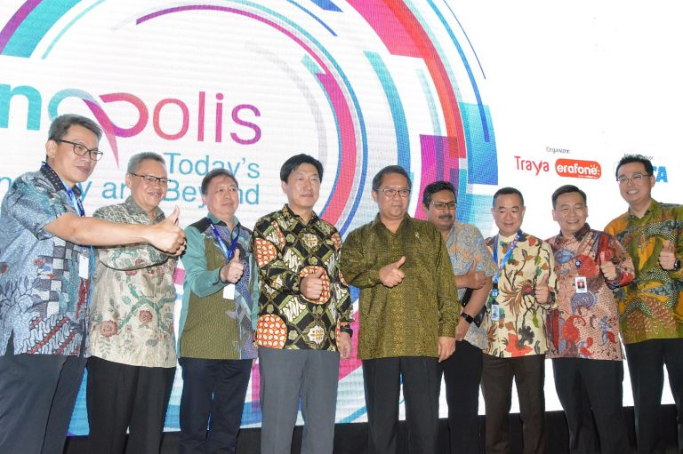 "Mengusung Tema ""Today's Technology and Beyond"", ajang Pameran Teknologi Digelar di Jakarta"