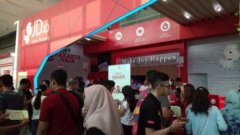 JD.ID Bawa Banyak Hiburan ke Jakarta Fair Kemayoran 2017