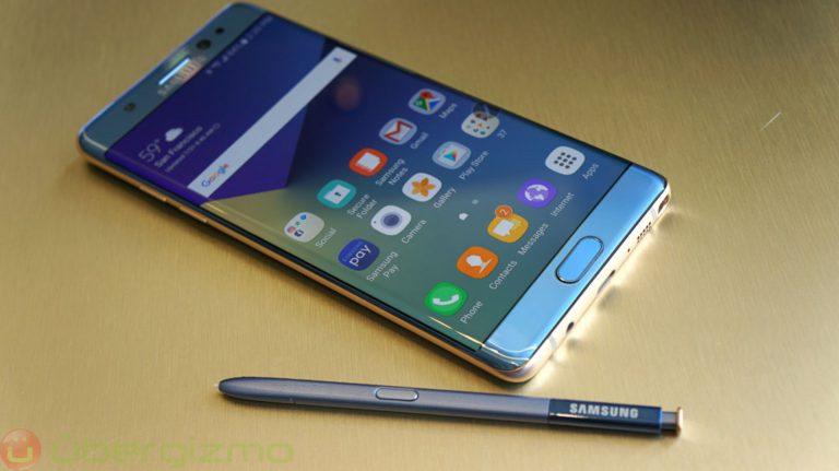 Samsung Akan Pasarkan Galaxy Note 7 Refurbished dengan Harga US$ 650