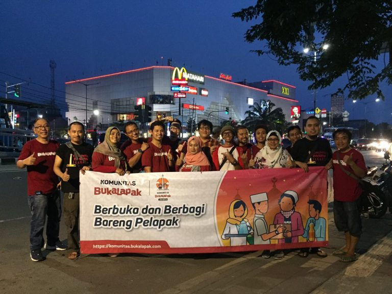 Bukalapak Gelar Kopdar Sosial Serentak di 38 Kota di Indonesia