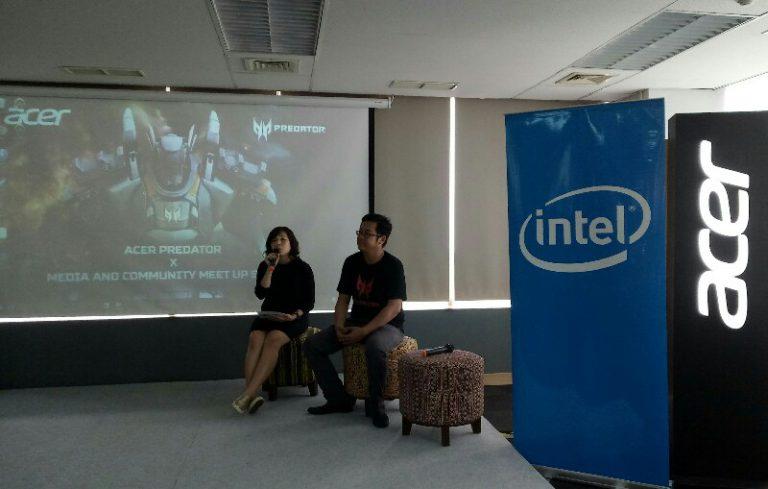 Lewat Dua Predator Terbaru, Acer Ingin Manjakan Komunitas Gamers