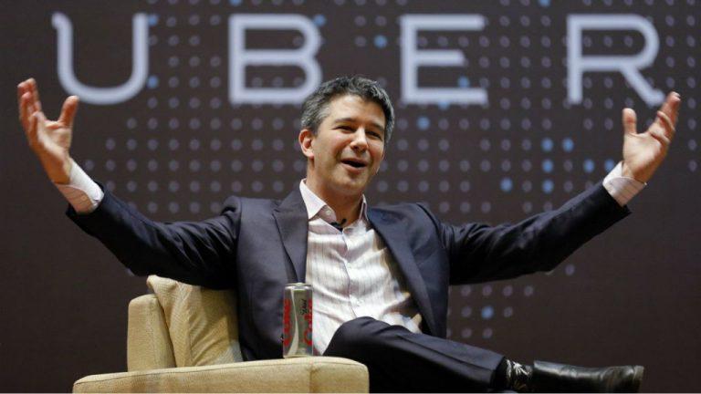 Pendiri dan CEO Uber, Travis Kalanick, Akhirnya Mundur
