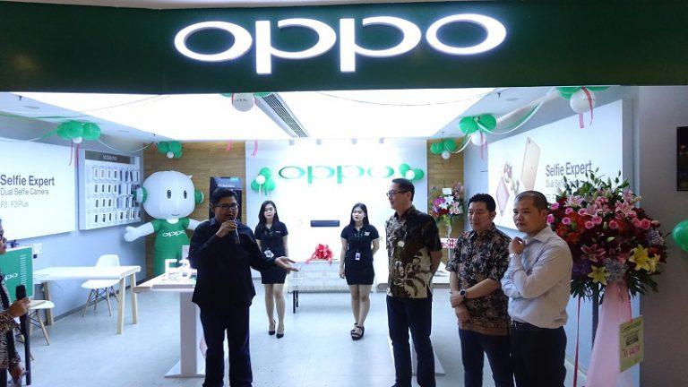 OPPO Store Ke-170 Hadir di Mall Neo Soho
