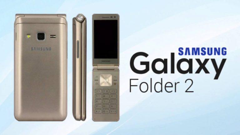 Smartphone Lipat Buatan Samsung, Galaxy Folder 2 Mulai Masuk Pasar