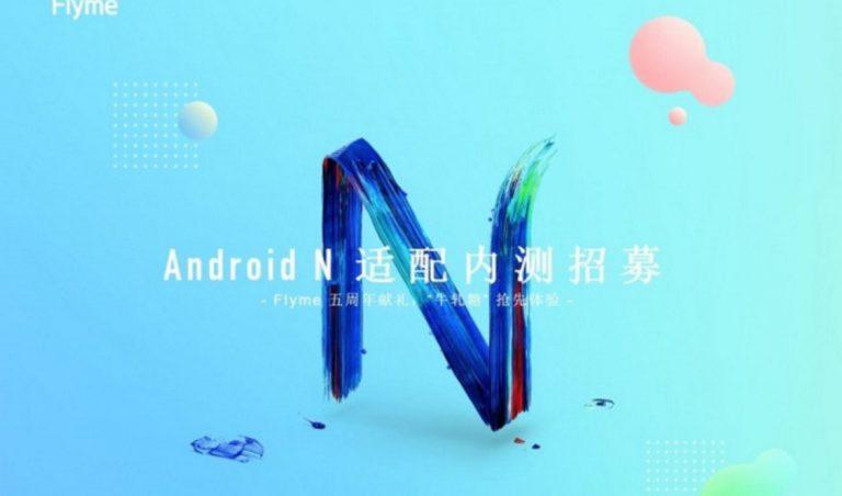 Sejumlah Smartphone Meizu akan Kebagian Android Nougat