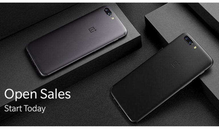 OnePlus 5 Mulai Dijual via Website Resmi