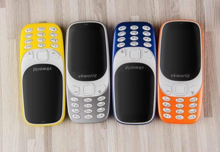 Nokia 3310 Versi KW Ini Dijual Lebih Murah dari Aslinya