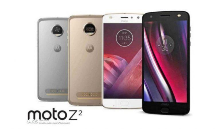 Seperti Inikah Spesifikasi Motorola Moto Z2?
